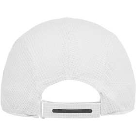 asics Lightweight Casquette de running, brilliant white